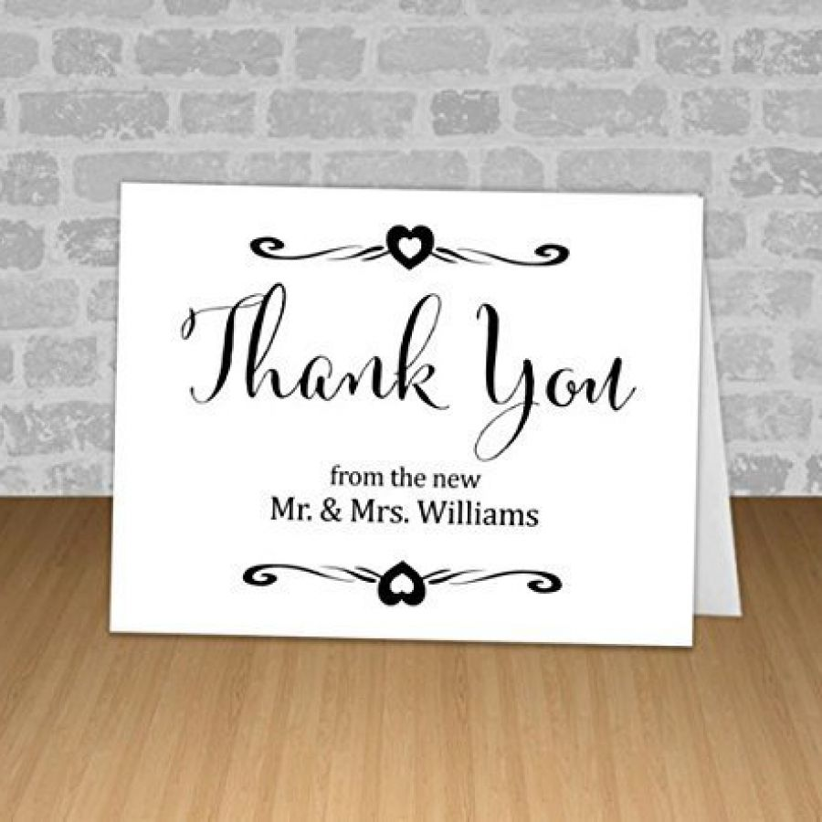 Custom Thank You Card | Indian wedding cards, Indian wedding card, wedding cards, wedding invitations, Indian wedding invitations