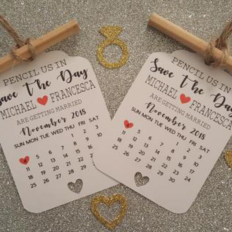 Wedding save the date personalised ceremony cards, rustic, tags, magnet, bespoke, save the dates, we | Indian wedding cards, Indian wedding card, wedding cards, wedding invitations, Indian wedding invitations