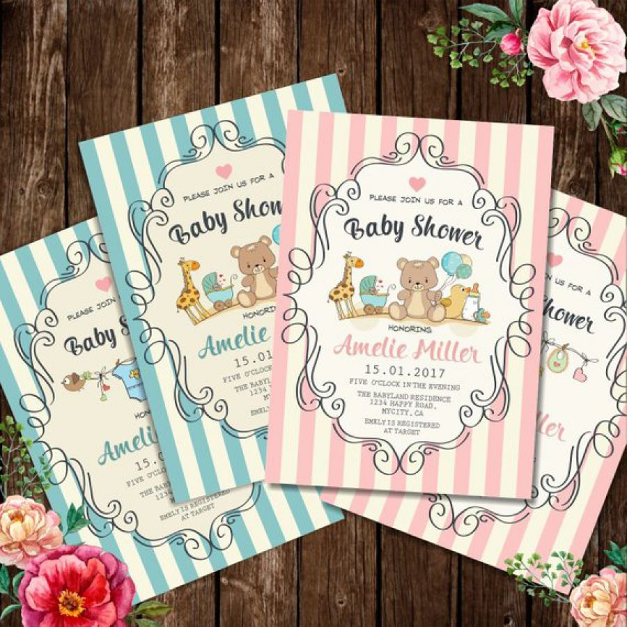 Baby Shower Invitation Card | Indian wedding cards, Indian wedding card, wedding cards, wedding invitations, Indian wedding invitations