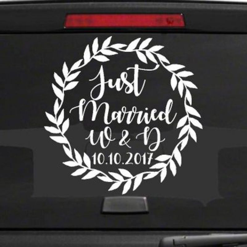 Vinyl Car Decal Design