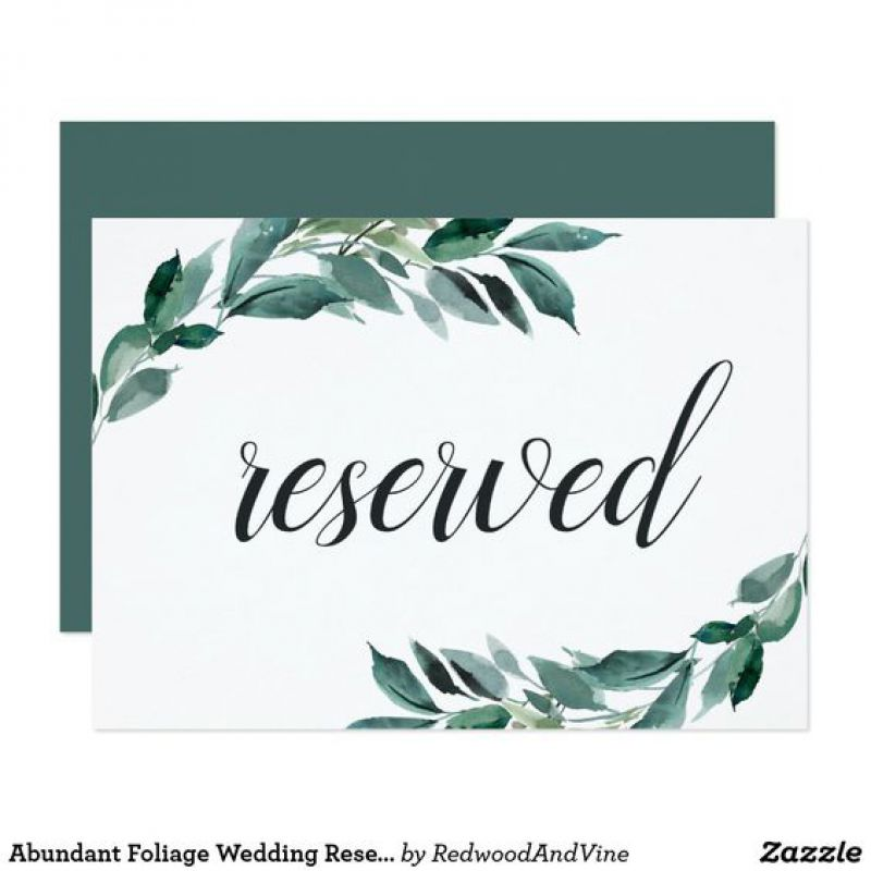Floral  Wedding Ceremony sign, Minimalist Directional sign, Reception sign, Minimal Directional sign