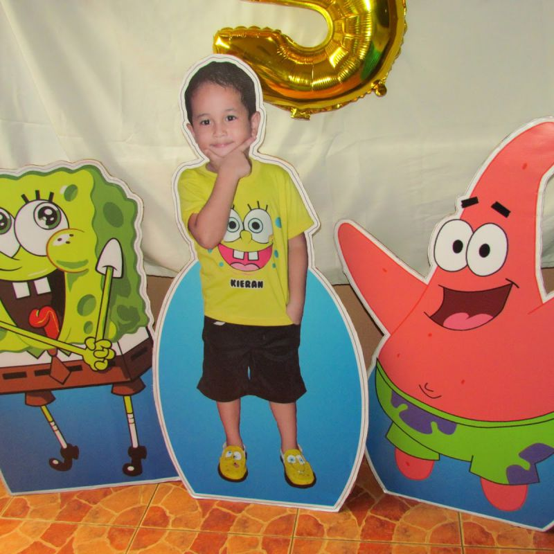 Customized Standee For birthday party