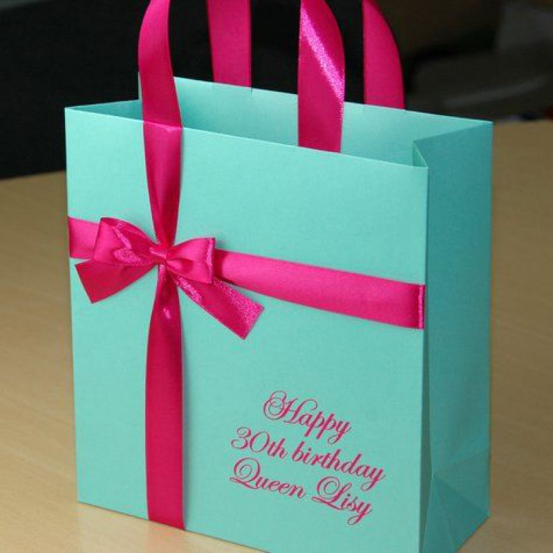 Birthday Bag